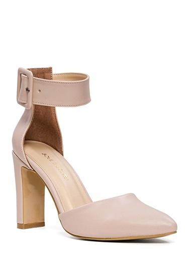 Sole Sisters Topuklu Ayakkabı Bej - Penelopea Ten